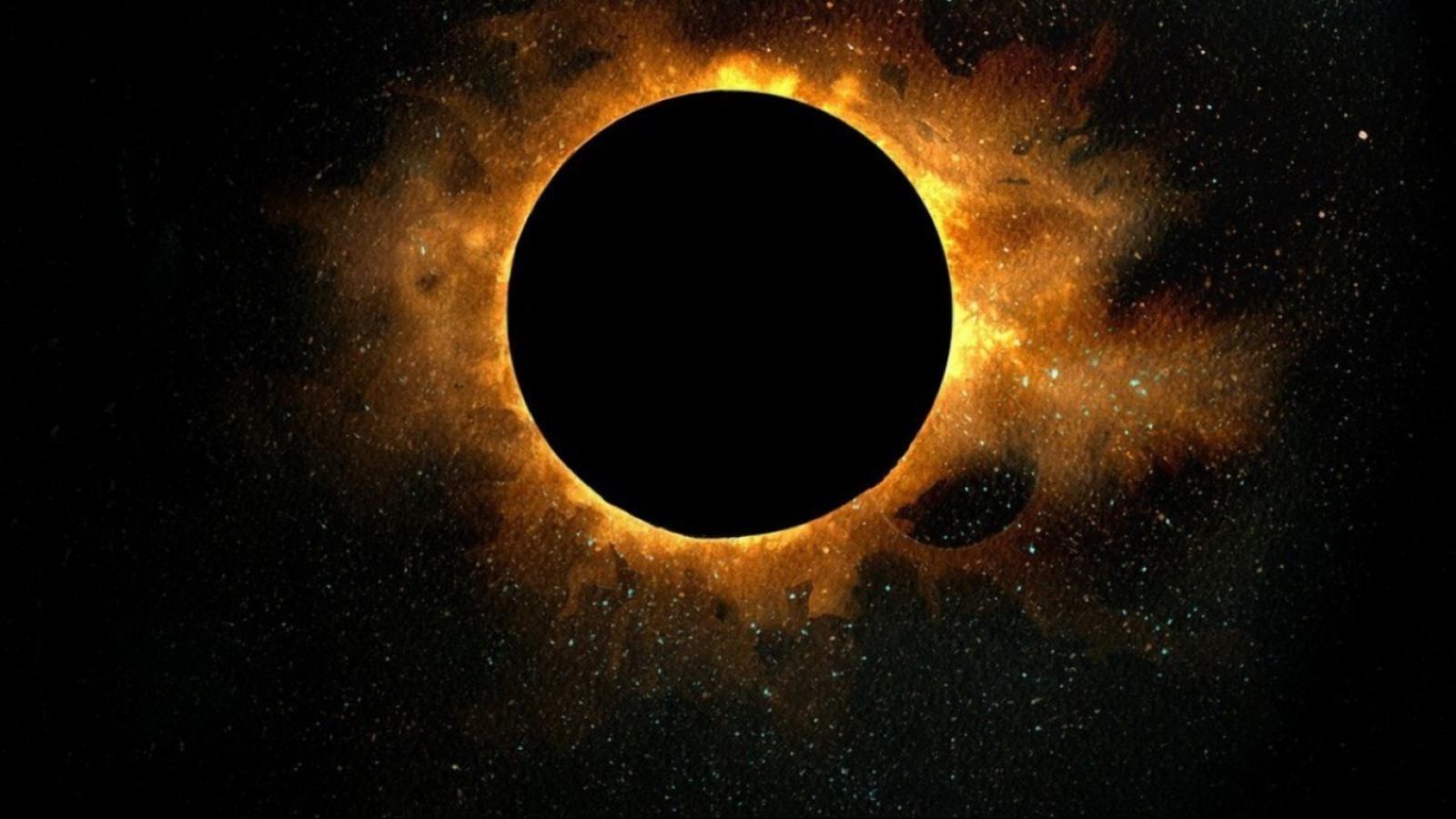 Имя и релиз Android 0 - в день солнечного затмения
