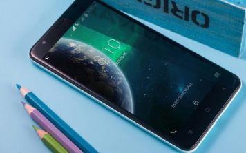 Новый безрамочный телефон от Panasonic