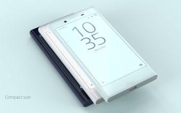 Sony Xperia X Compact: компактный и мощный