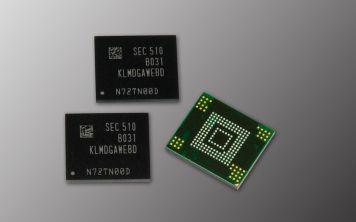 Samsung наращивает производство флеш-памяти