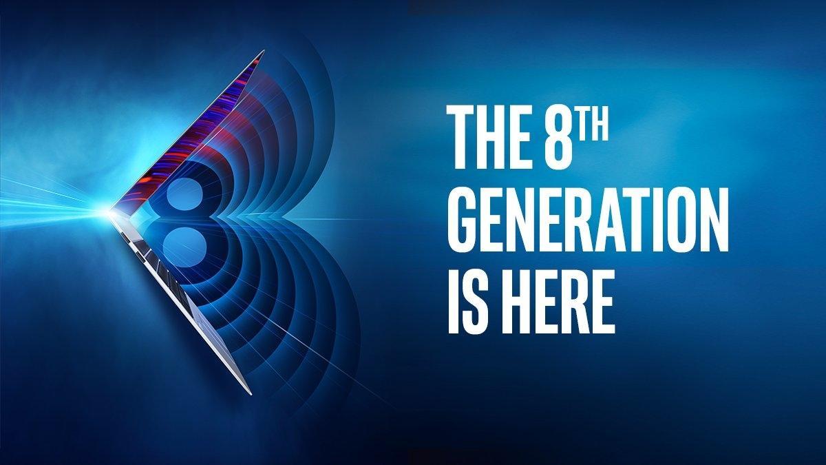 Intel I7i5 I3 8 8100 Cofeelake Series