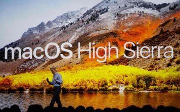 Что нового в пятой бета-версии macOS High Sierra?