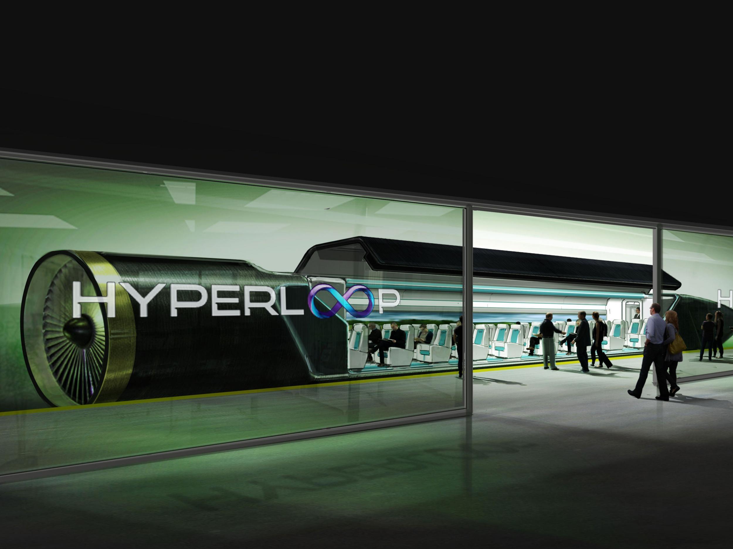 Hyperloop превзошел все ожидания разработчиков