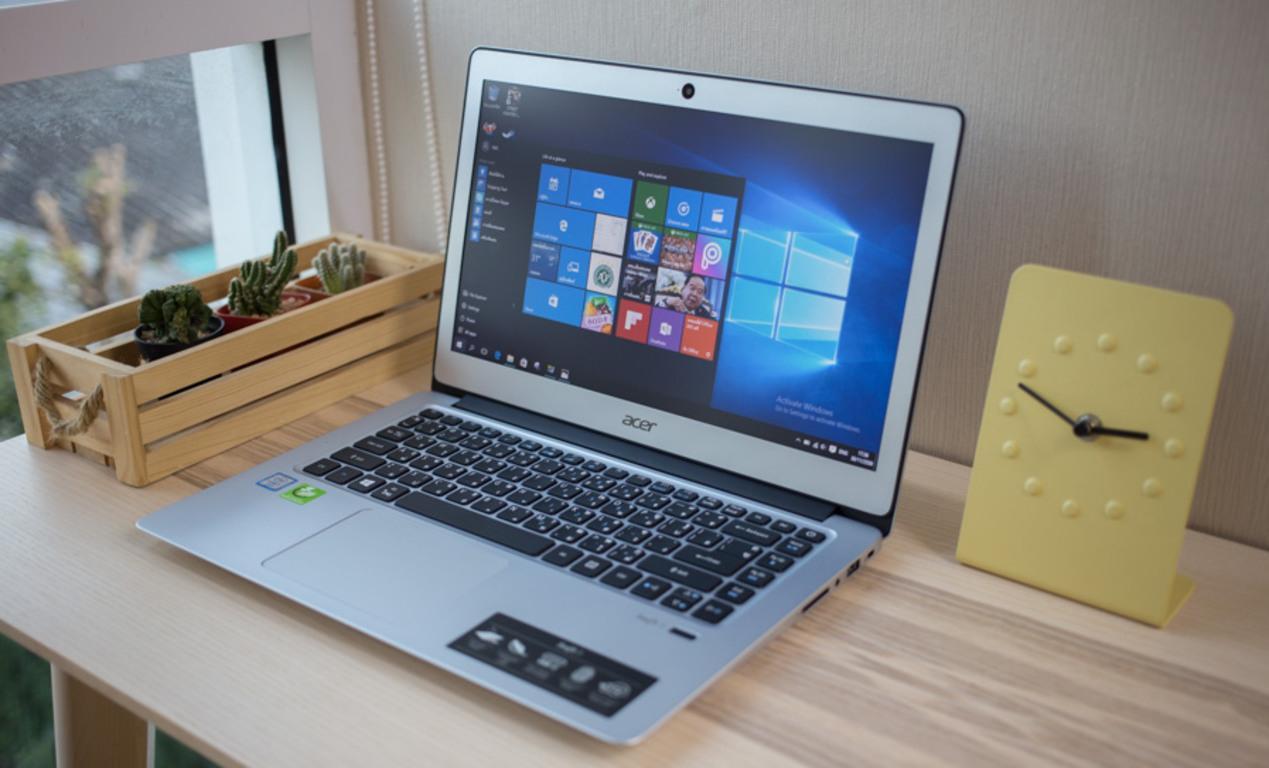 Acer Swift 3: замена топовым ультрабукам