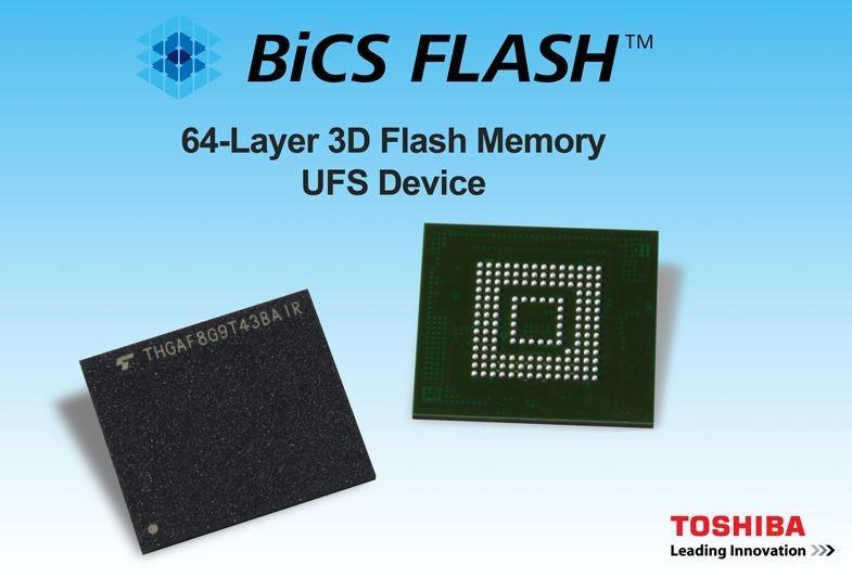 Корпорация Toshiba выпускает накопитель XG5-P