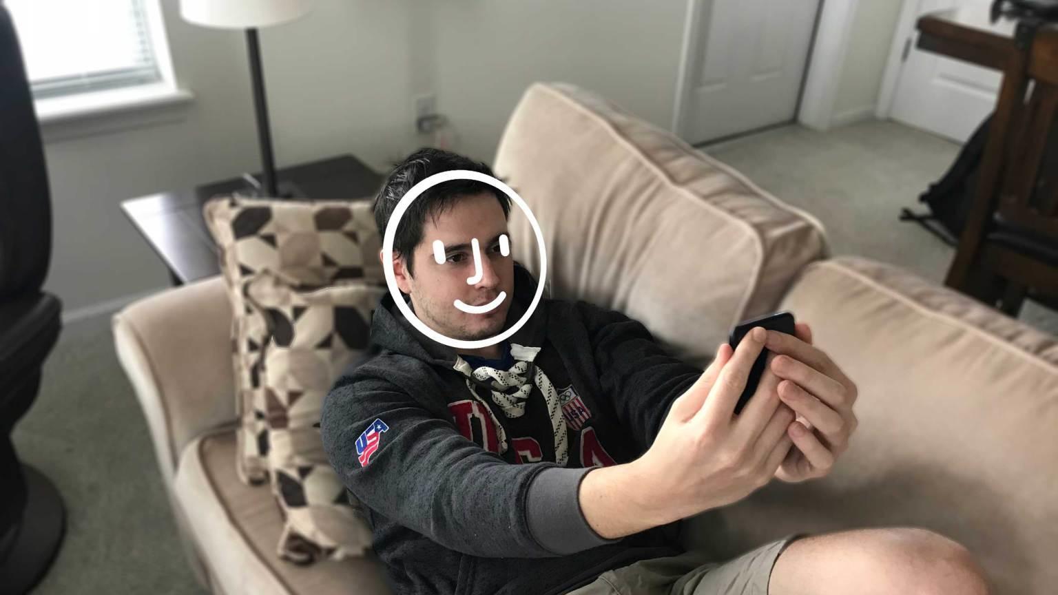 Как использовать Face iD не по назначению?