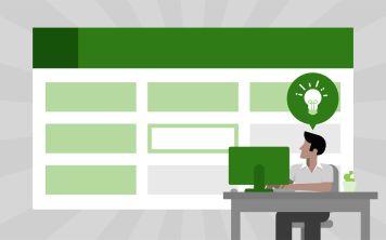 Как в Excel поменять строки и столбцы местами?