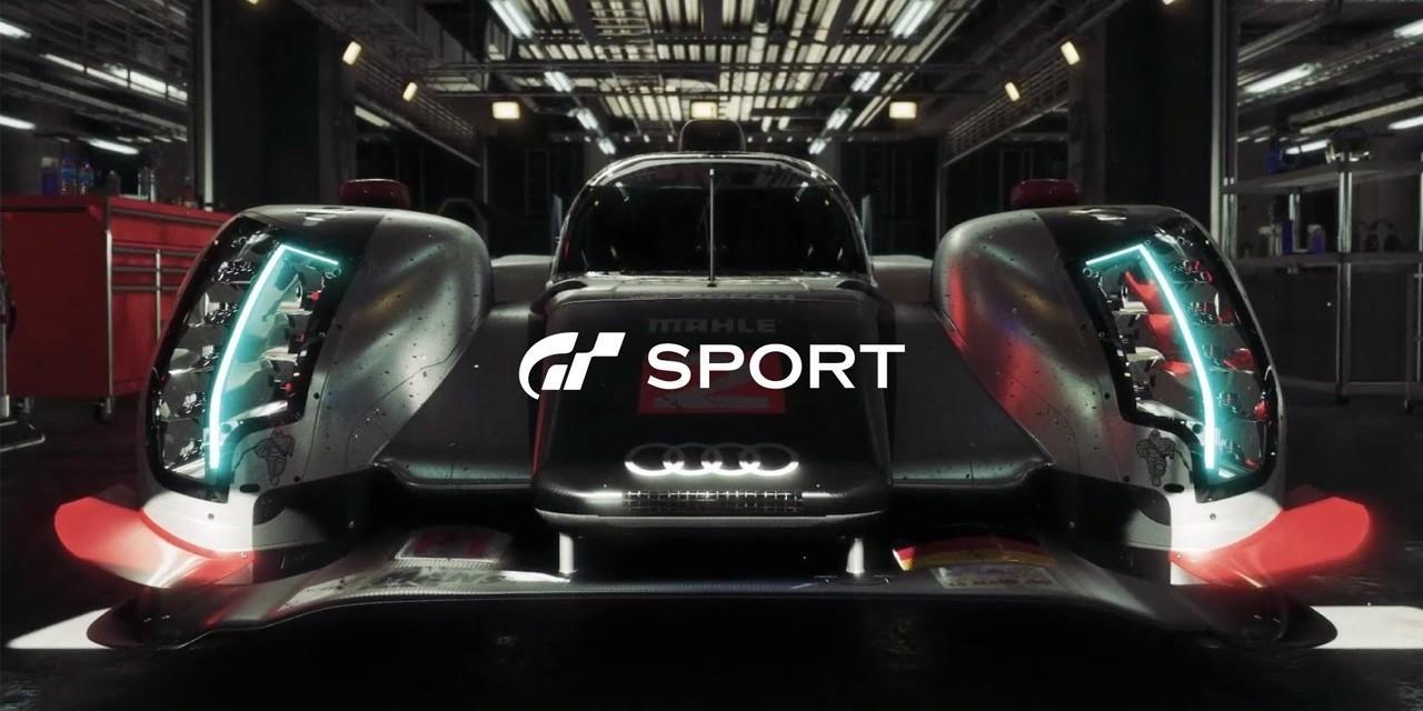 Специальная версия Gran Turismo Sport с настоящим автомобилем