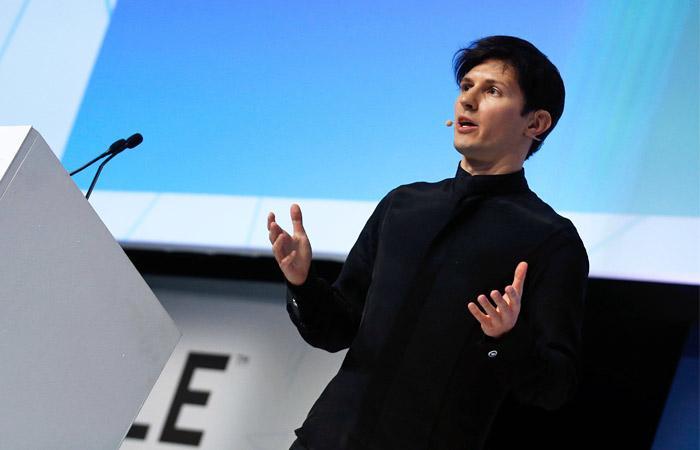 Павел Дуров назвал причину сбоев Telegram