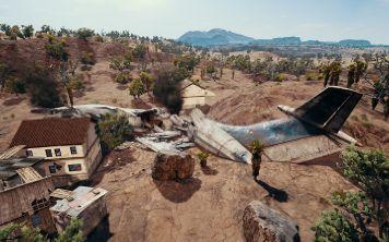 PC Gamer стали известны подробности «пустынной» карты PUBG