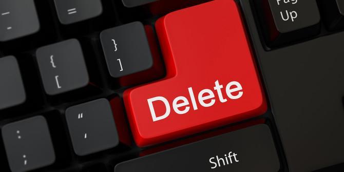 Как почистить информацию с жесткого диска (SSD включительно)