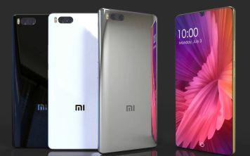Первые рендеры флагманского Xiaomi Mi7