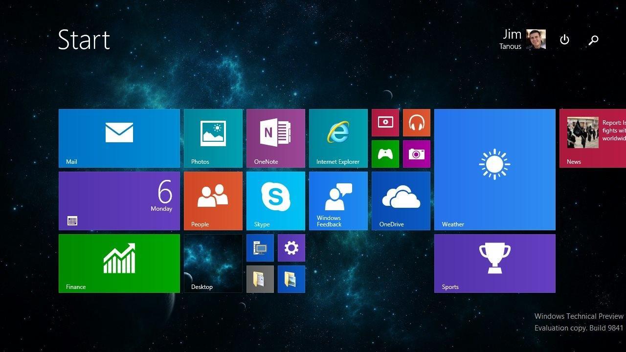 Способы уменьшения масштаба экрана на Windows 10