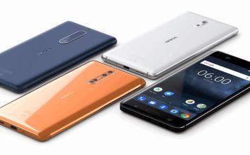 Смартфоны Nokia начали получать Android 8.0 Oreo
