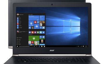 Acer VN7-792G: игровой ноутбук предыдущего поколения