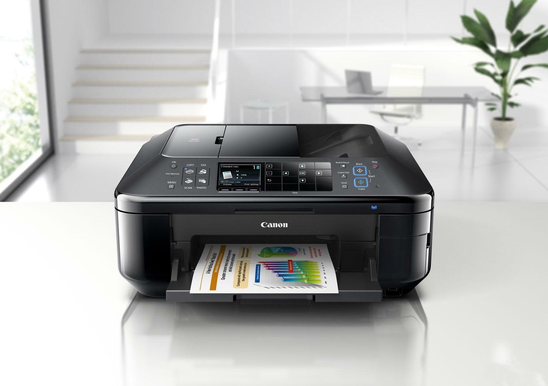 Принтер печатает с полосами: что делать?