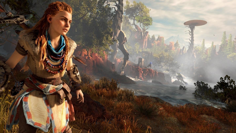 Обзор мира игры Horizon: Zero Dawn