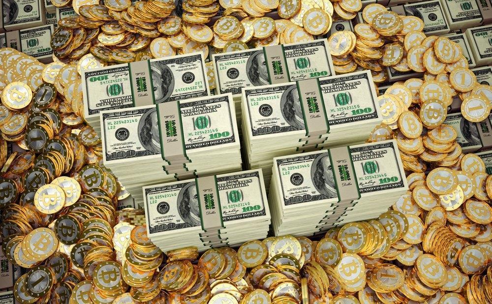 Пока биткоин бьет новые рекорды стоимости, в России заводят первые уголовные дела за его оборот