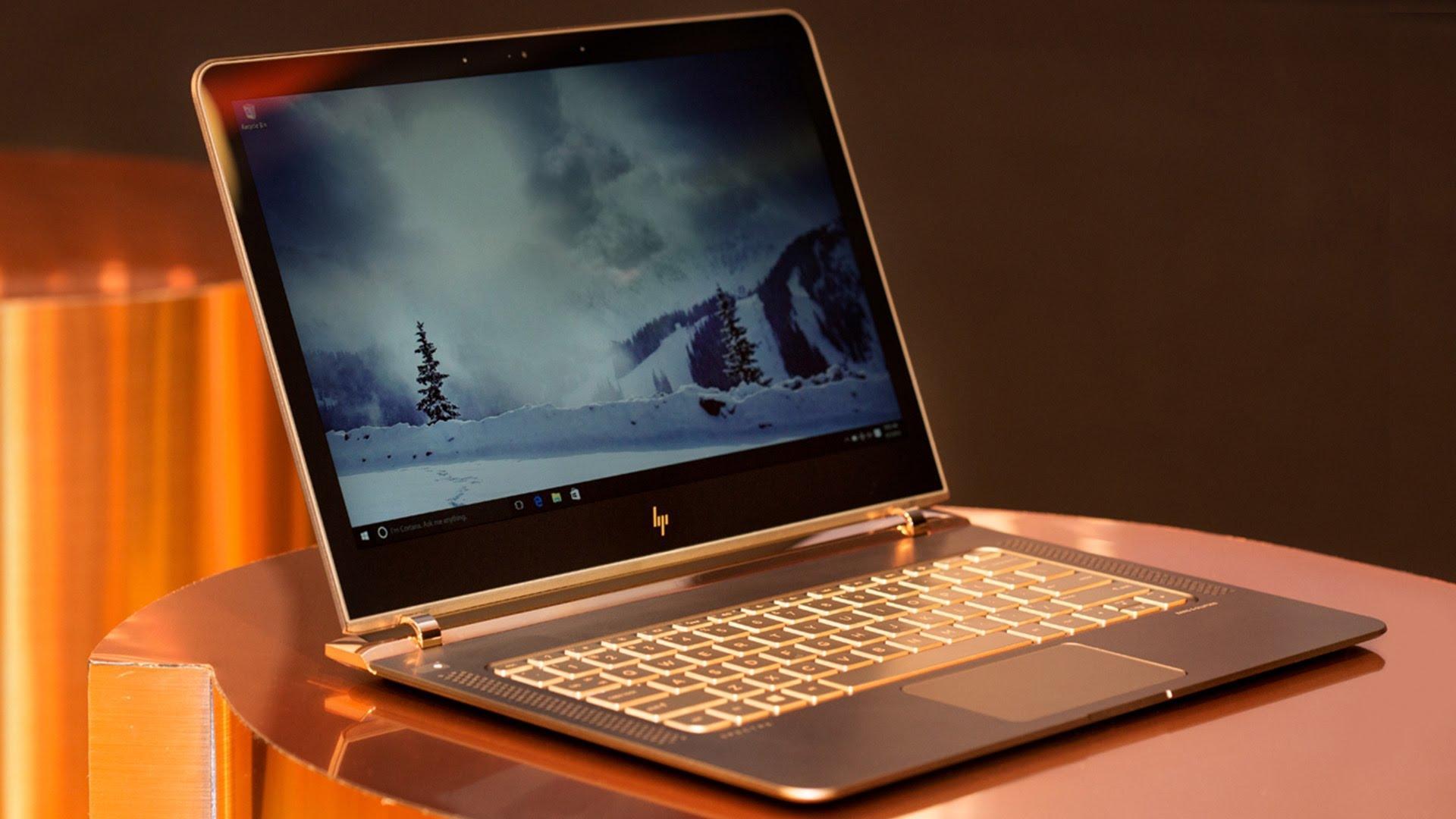 Новый  HP Spectre 13 официально доступен в России