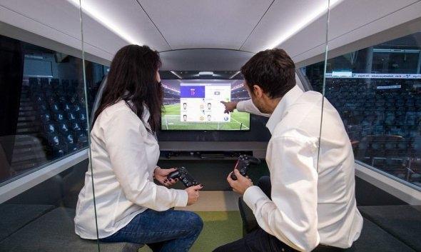 Поезд будущего уже презентовала Deutsche Bahn