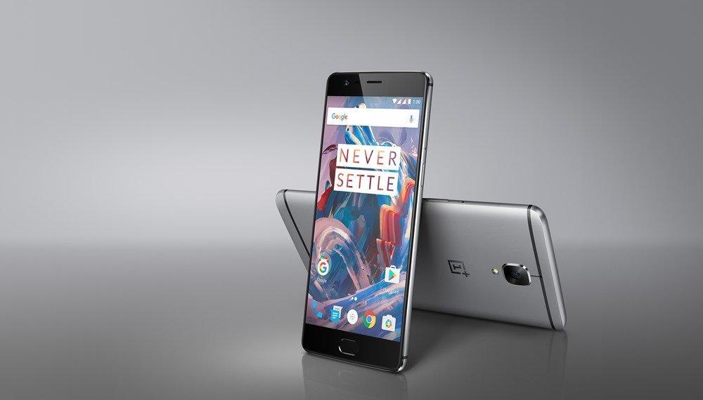 Android Oreo доступен для OnePlus 3