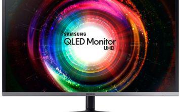 Samsung U32H850UMI — игровой монитор, достойный внимания каждого