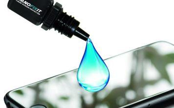 «Жидкое стекло» - что известно о новой технологии защиты дисплеев
