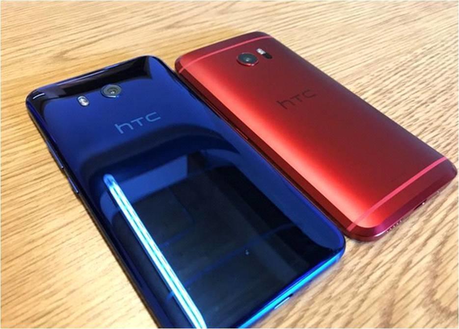 HTC U11 оказался не хуже, чем iPhone X