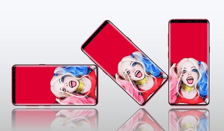 В Сети опубликованы снимки Samsung Galaxy S9 в новом красном цвете
