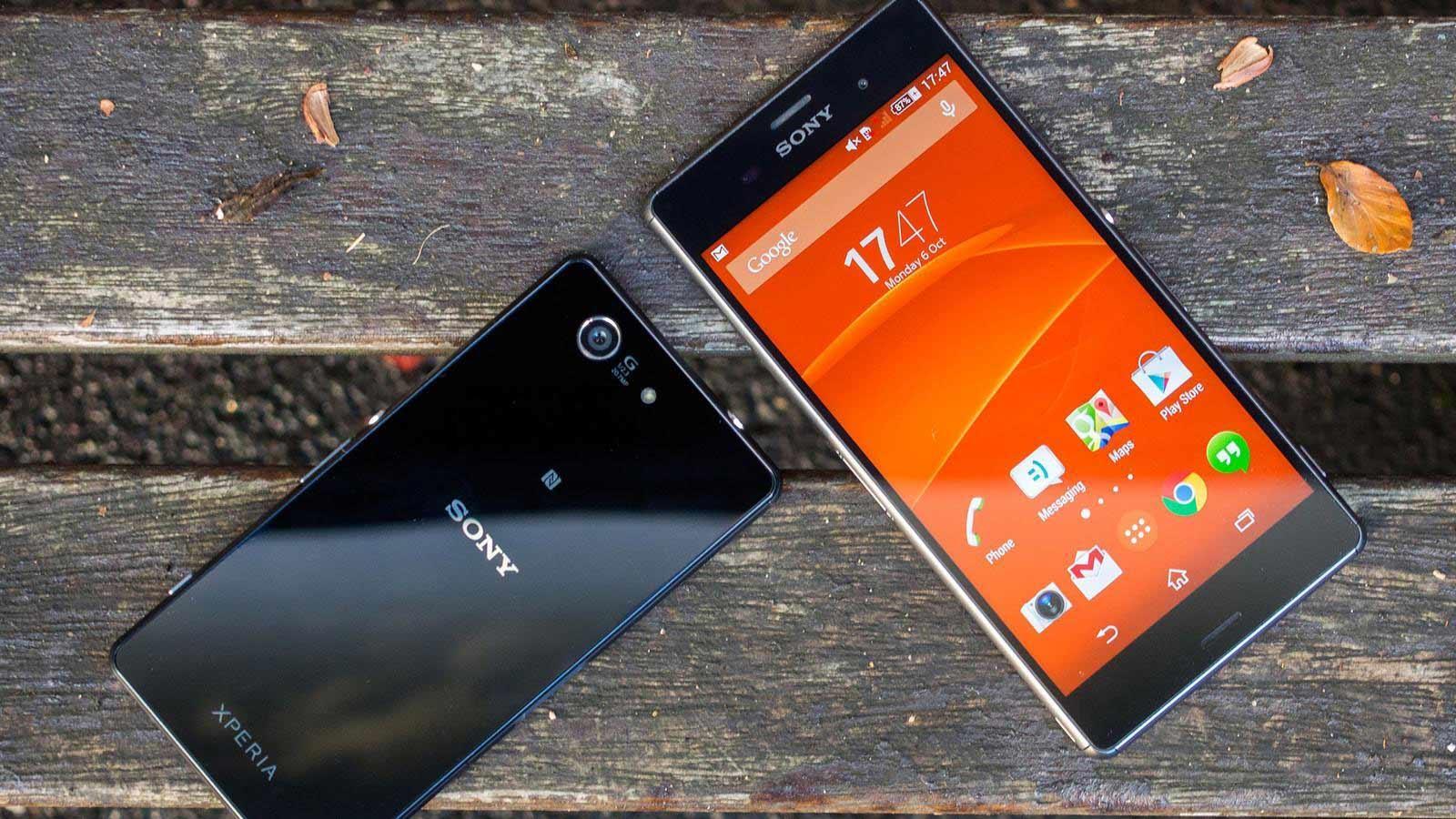 Расход энергии Sony Xperia Z3. Как продлить время работы аккумулятора