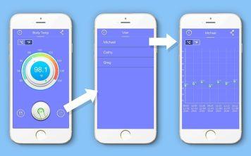 Новая функция теперь смартфон сможет измерить температуру, бесконтактно