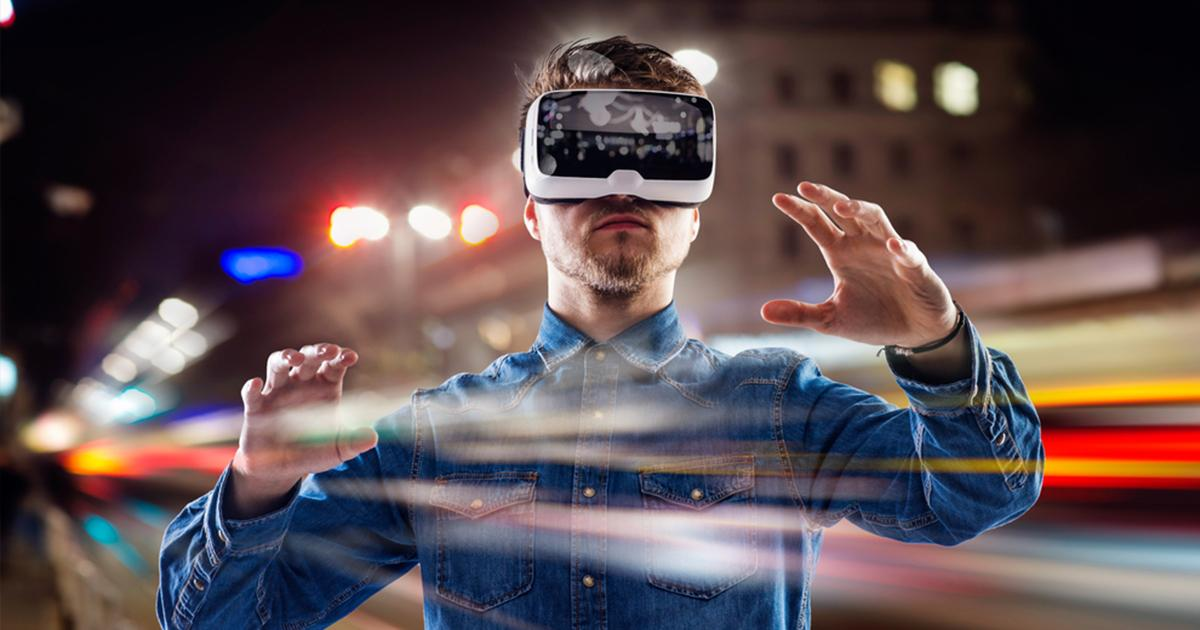 Создана клавиатура для виртуальной реальности