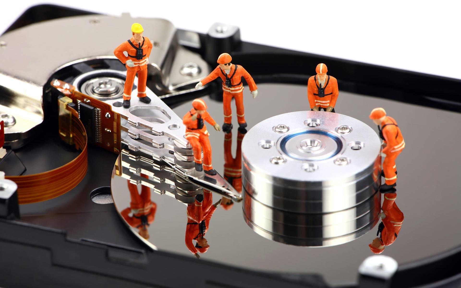 Как восстановить данные с жесткого диска?
