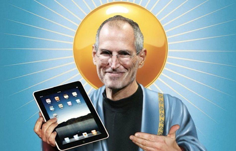 Apple черпала идеи у церкви