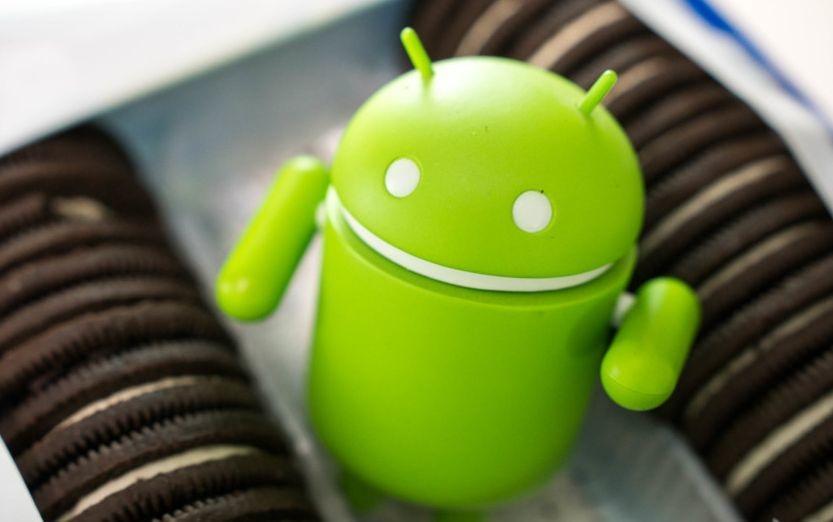 Android 8.1 Oreo похитил идею iOS 11