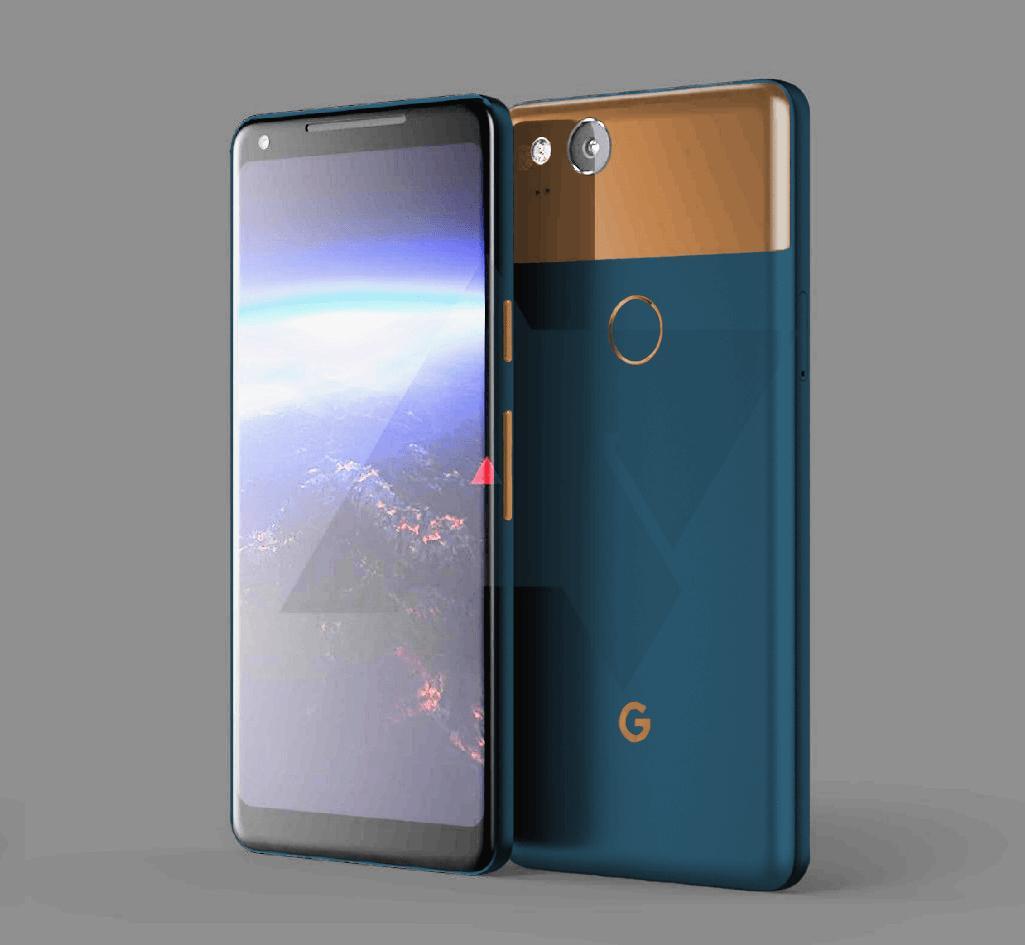 Google Pixel 2 XL: большой и удобный