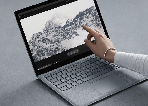 Microsoft Surface Laptop: ноутбук с новой Windows 10 S и батареей на 14,5 ч