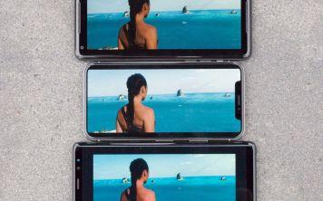 Фото с iPhone X признаны лучшими