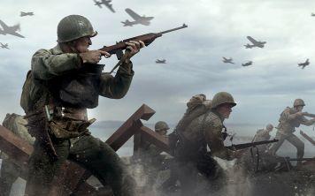 Ваша возможность поучаствовать в открытой мультиплеерной бете Call of Duty WWII