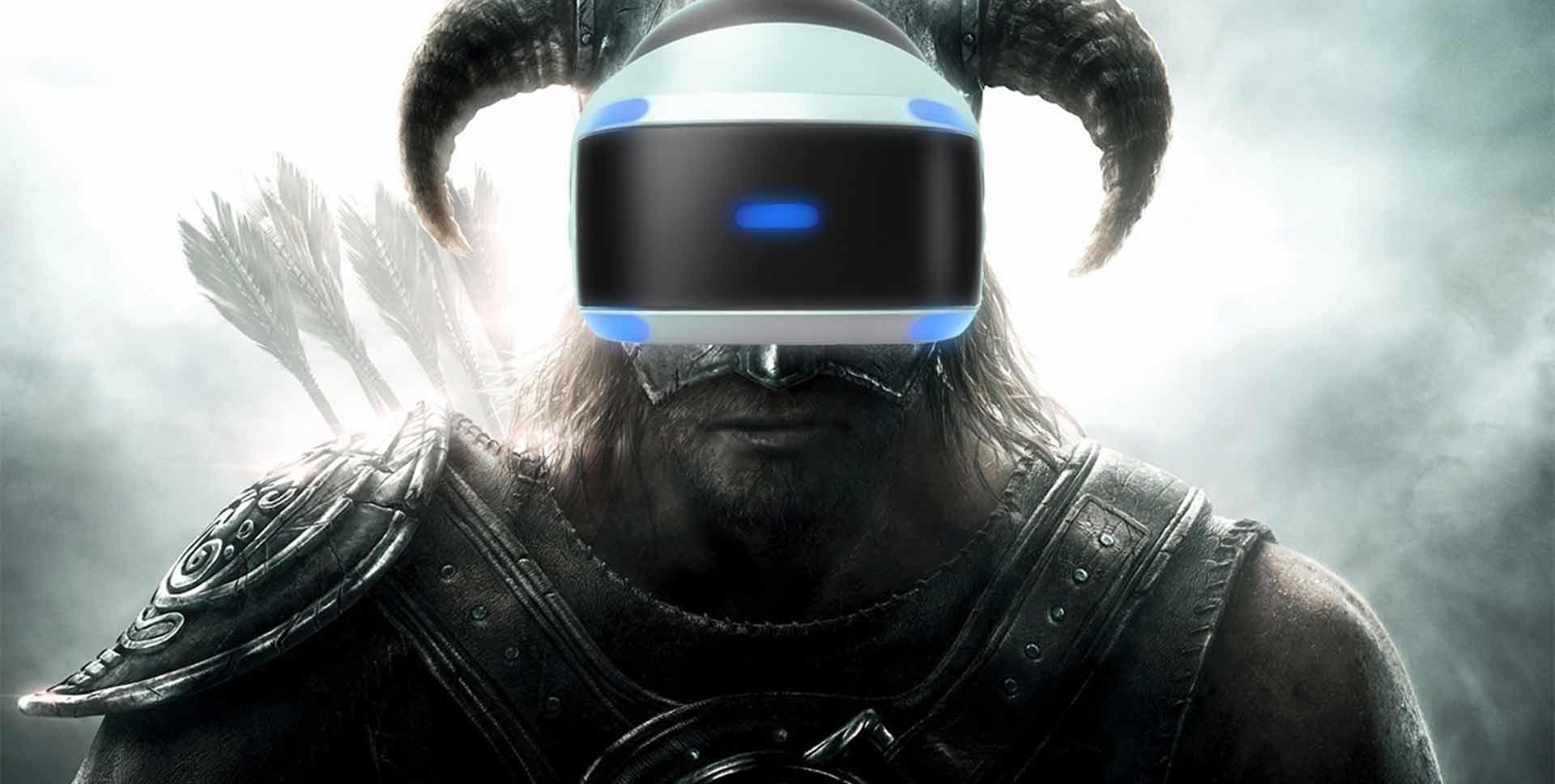 The Elder Scrolls: Skyrim выходит на VR