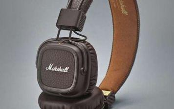 Новые наушники от Marshall