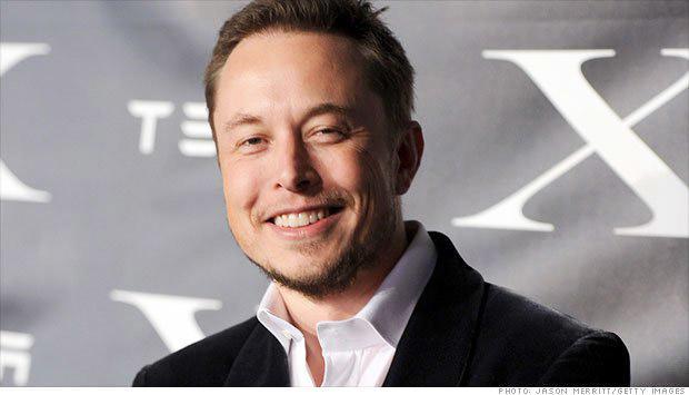 Илон Маск случайно выложил номер своего телефона в Twitter