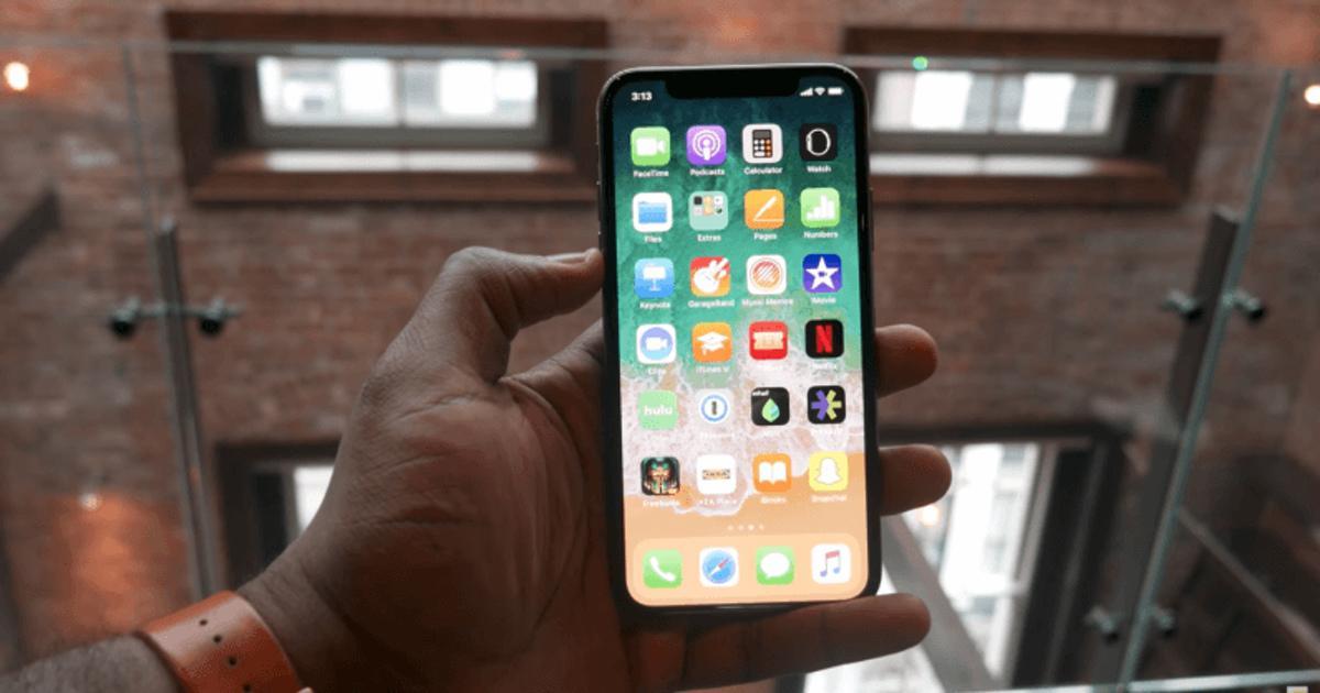Первые вопросы к iPhone X