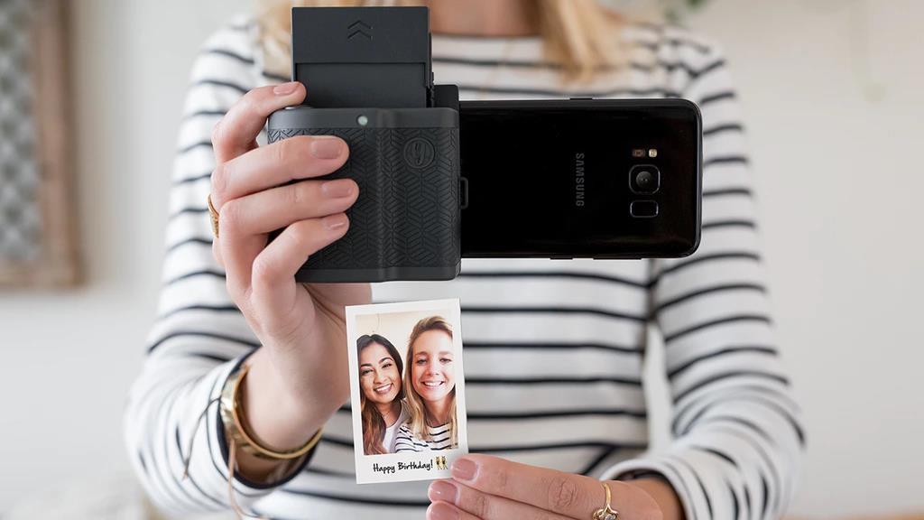 Prynt для Android: превратите свой телефон в мгновенную polaroid-камеру