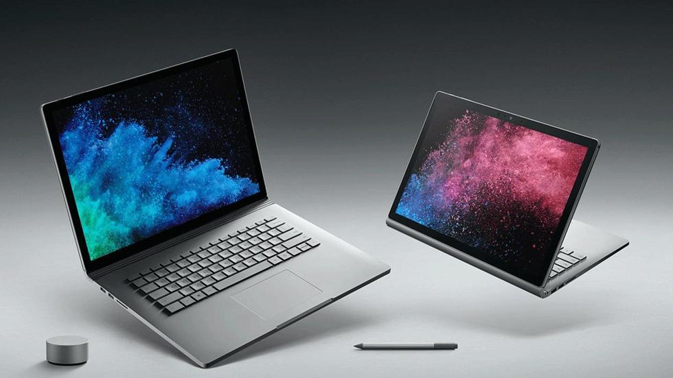 Surface Book - новые трансформеры