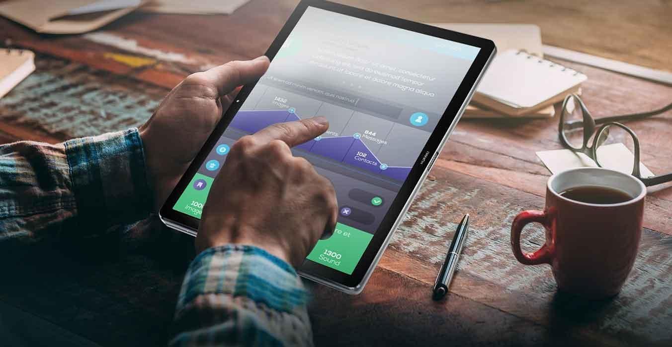 Планшеты Huawei — современное решение для тяжелых задач