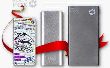 Black Fox в подарок
