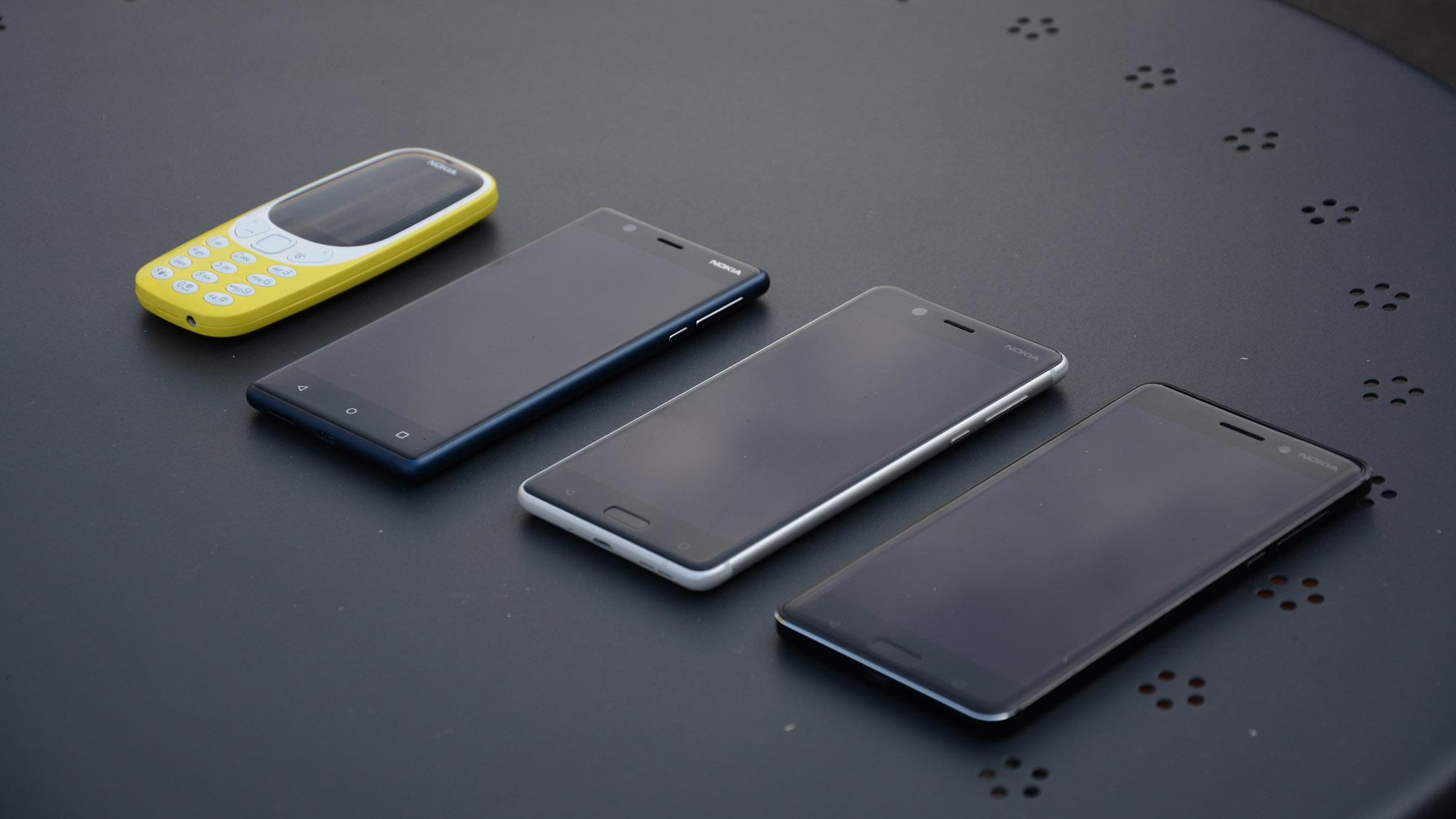 Nokia ожидает резкий рост