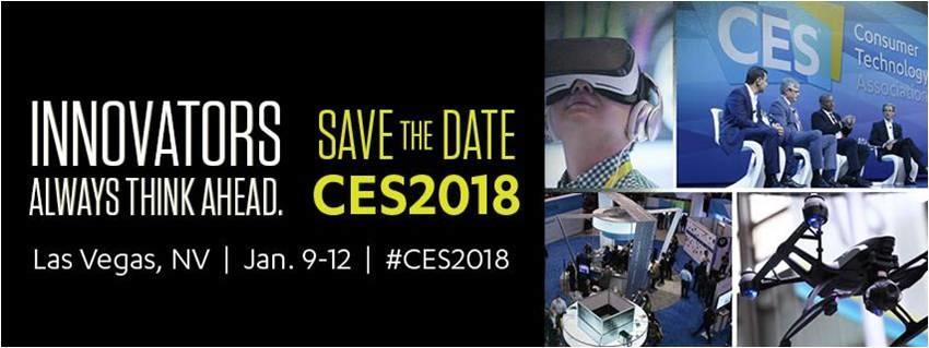 Международная выставка электроники CES 2018 пройдет с 9 по 12 января