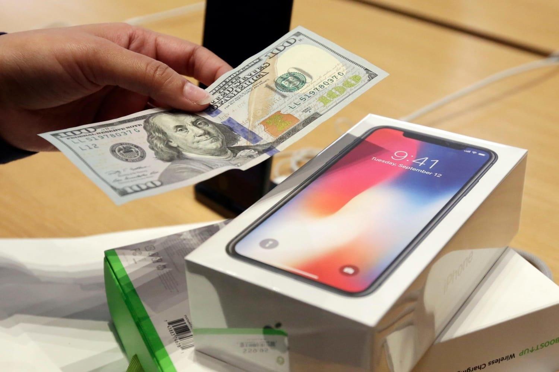 iPhone X по цене столичной «трёшки», или куда катится мир